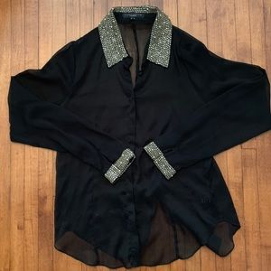 Vintage Sanctuary Blouse